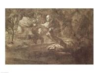 Funereal Riddle Fine Art Print