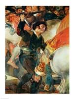 The Riot against the Mameluke Mercenaries, by Francisco De Goya - various sizes