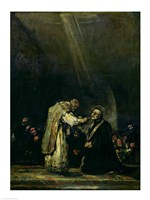 The Last Communion of St. Joseph Calasanz Fine Art Print