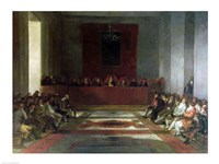 The Junta of the Philippines, 1815 by Francisco De Goya, 1815 - various sizes, FulcrumGallery.com brand