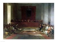 The Junta of the Philippines, 1815 Fine Art Print
