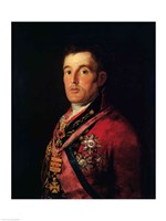 The Duke of Wellington Fine Art Print