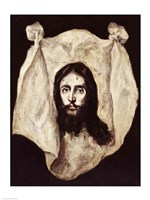Face of the Christ by El Greco - various sizes