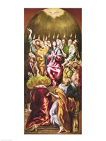 The Pentecost Fine Art Print