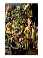 The Martyrdom of St. Maurice by El Greco - various sizes