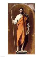 St.James the Greater Fine Art Print