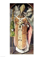 St. Ildefonso by El Greco - various sizes