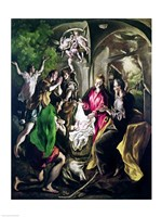 Artwork by El Greco