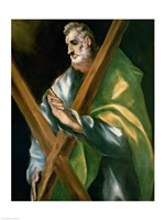 St. Andrew by El Greco - various sizes