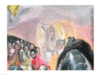 The Adoration of the Name of Jesus by El Greco - various sizes