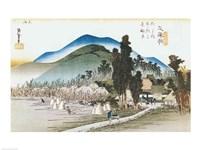 Ishiyakushi Fine Art Print