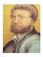 Self Portrait, 1542 Fine Art Print