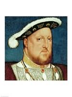 King Henry VIII Fine Art Print