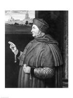Cardinal Thomas Wolsey Fine Art Print
