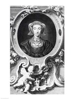 Anne of Cleves Fine Art Print