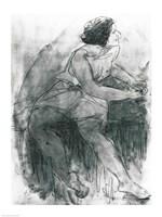 Isadora Duncan Fine Art Print