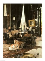 Hide and Seek by James Jacques Joseph Tissot - various sizes - $16.49