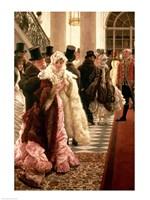 The Woman of Fashion Fine Art Print