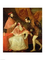 Pope Paul III Fine Art Print