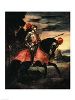 The Emperor Charles V by Titian - various sizes