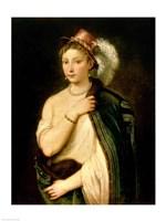 Female Portrait Fine Art Print