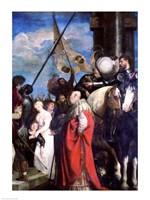 Ecce Homo, 1543 Fine Art Print