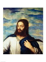 The Saviour by Titian - various sizes