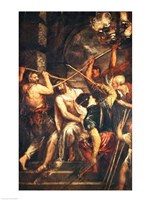 The Crowning with Thorns by Titian - various sizes