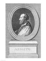 Portrait of Ludovico Ariosto by Titian - various sizes