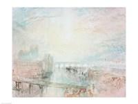 View of Lyons Fine Art Print