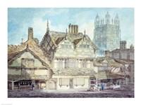 Wrexham, Denbighshire Fine Art Print
