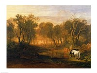 The Forest of Bere, c.1808 Fine Art Print