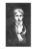 Self portrait, 1798 by J.M.W. Turner, 1798 - various sizes