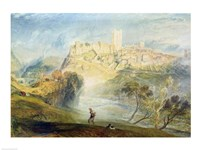 Richmond, Yorkshire by J.M.W. Turner - various sizes