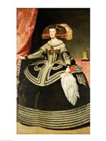 Queen Maria Anna of Austria