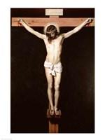Christ on the Cross, c.1630 Fine Art Print