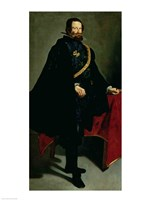 Don Gaspar de Guzman by Diego Velazquez - various sizes