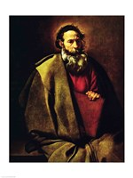 St. Paul, c.1619 Fine Art Print
