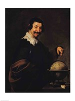 Democritus by Diego Velazquez - various sizes