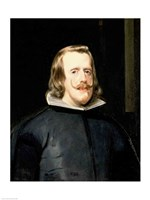 Portrait of Philip IV in Court Dress by Diego Velazquez - various sizes