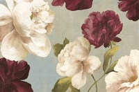 Deep Peonies I by Asia Jensen - various sizes