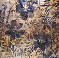 """Daisychain by Liz Jardine - 24"""" x 24"""""""