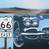 Route 66-A Fine Art Print