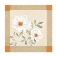Magnolia Tile II Fine Art Print