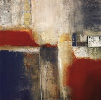 "Timeless Expression by Lisa Ridgers - 35"" x 35"""
