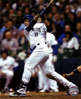Ryan Braun 2011 Action Fine Art Print