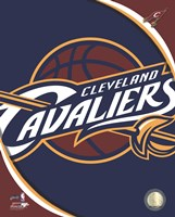 Cleveland Cavaliers Team Logo Fine Art Print