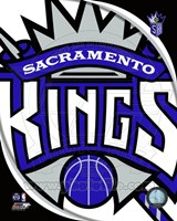 Sacramento Kings Team Logo Fine Art Print