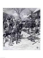 The 'Boston Massacre' Fine Art Print