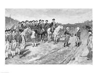 The Surrender of Cornwallis at Yorktown Fine Art Print